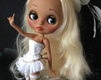 OOAK Custom Blythe Art Doll Mollie by Bravura Dolly