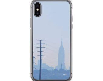 Looking In iPhone Case