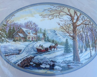 """Dimensions Winter Wonderland  