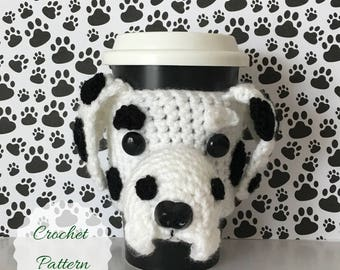 Dalmatian Pattern, Dog Crochet Pattern, Crochet Dog Pattern, Amigurumi Dog Pattern, Dog Amigurumi, Crochet Pattern, Crocheting Patterns