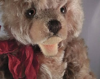 "vintage/antique Teddy bear ""Zotty"" made by Steiff no button flag or tag ca. 60s   #4"