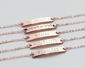 Personalized Dainty Coordinate Bracelet Personalized Jewelry friendship bracelet initial bracelet Silver bracelet - 3BR