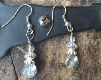 Elegant Sparkling Earrings
