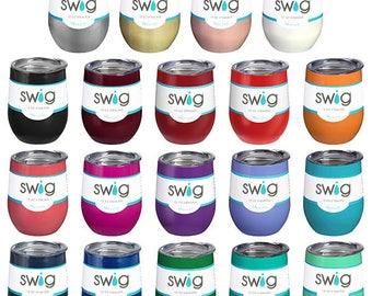 Swig Wine Cups, Swig Wine Tumblers, Wine Cup Tumbler, Swig Wine Glasses, Bachelorette, Free Shipping