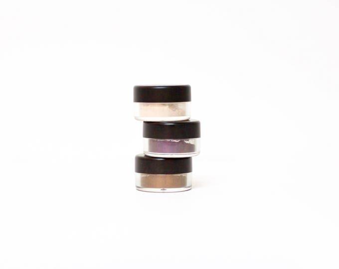 Mineral Eye Powder Premium Colors
