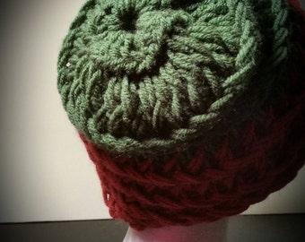 Clearance Sale Finger Knit Hat