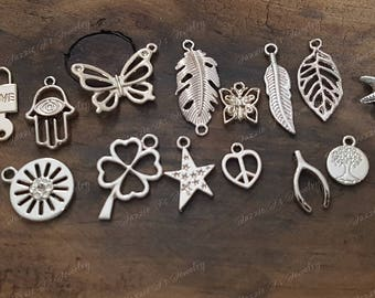 Rose Gold Add-On Charms or Birthstones - Not for individual purchase