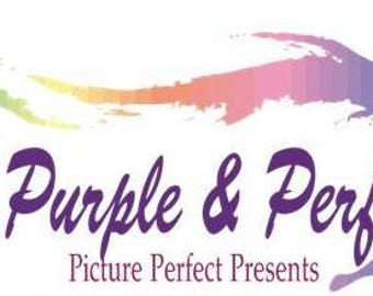 My Purple and Perfect order
