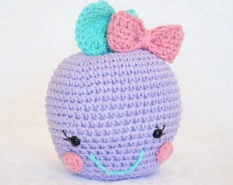 Crochet Apple