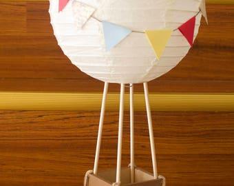 Hot Air Balloon Centerpiece, Centerpieces