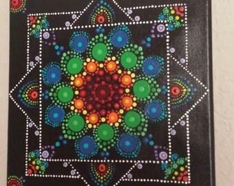 Handmade Mandala Art