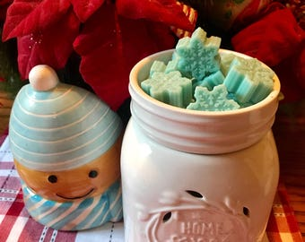 Scents of the Season - Let it Go Snowflake Melts