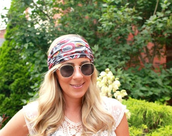 Yoga Headband, VIGORATE, Workout Headband, Running Headband, Fitness Headband, Womens Headband, Boho Headband, Buy any 2 get 1 FREE!