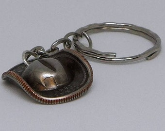 Cowboy Hat Keychain