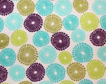 Robert Kaufman Flannel, Punch Garden, Cotton Flannel, 1/2 yd