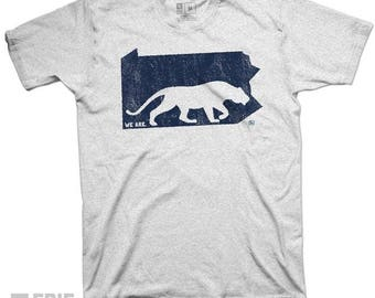 We are Lions White Triblend T-shirt