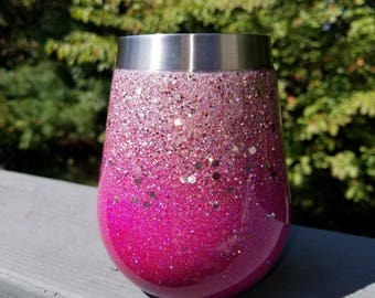 Yeti Wine Glass Etsy