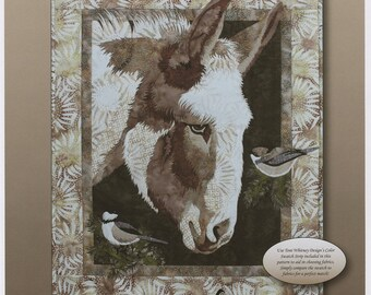 Matilda Quilt/Wallhanging Pattern by Toni Whitney M031-P