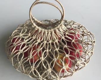 Jute Market Bag