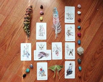 Celtic Cross Spread | 10 Card Tarot Reading