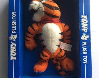 Tony the Tiger Plush Toy