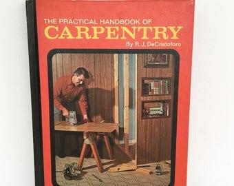 Carpentry handbook (1969)