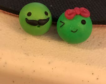 Mr. and Mrs. Pea