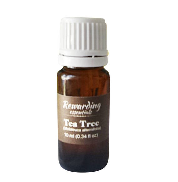 Tea Tree (Melaleuca alternifolia) 100% Pure Natural & Therapeutic by Rewarding Essentials US Seller