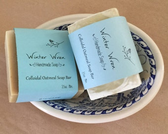 Colloidal Oatmeal Bar Soap