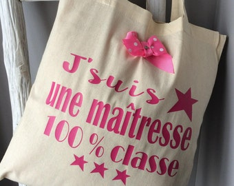 The tote bag special for centerpieces