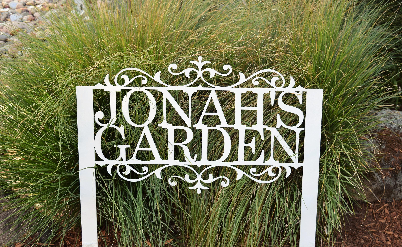 Metal Garden Signs - Popular Garden 2017