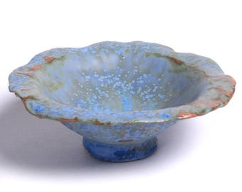 ReadyToShip - Handmade Ceramic Pinched Bowl, Ring Holder, Jewelry Holder, Pottery Home Decor