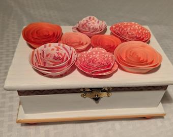 Orange Delight Decorative Box