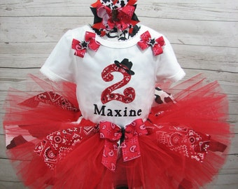 Cowgirl Birthday Outfit, Cowgirl Birthday, Cowgirl Outfit, Cowgirl Dress,  Sizes  9 Months - 5T