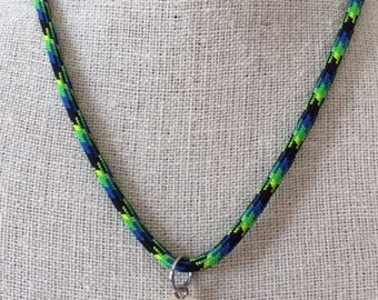 Later Gator Children's Adjustable Paracord Necklace