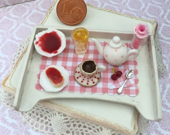 Tray for breakfast in bed