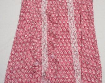 Plus-size girl's dress