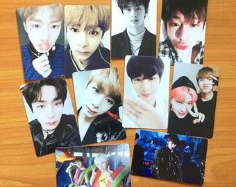 Monsta X Hyungwon Photo Cards | Free Shipping