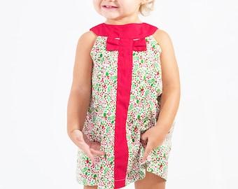 Handmade Dress - 100% cotton