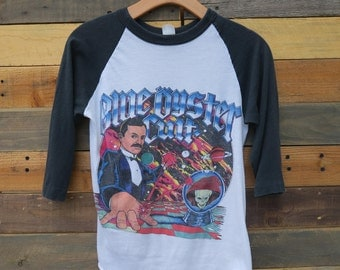 0457 - 80s - Blue Öyster Cult - Band Shirt