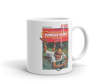 Atari Jungle Hunt Mug