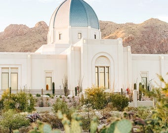 Tucson Arizona Temple 8