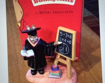 Royal Doulton Bunnykins - Teacher - DB380