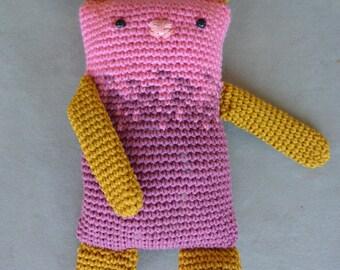 Beautiful crochet blanket!