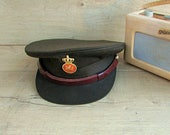 Dutch Military Hat, Vinta...