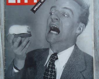 1948 Life Magazine - Vintage magazine - Oddities - Oddity - Paper Ephemera - Vintage magazine - Vintage advertising - Retro decor - Vintage