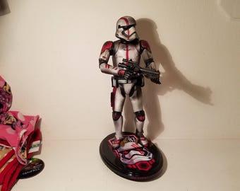 Starwars stroomtrooper statue action figure  collectible