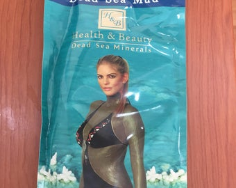 Mud Dead Sea Natural 400 Gr dead sea mud