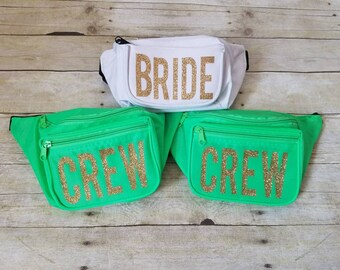 Bachelorette Party Fanny Pack, Fanny Pack for Bachelorette Party, Custom Fanny Pack