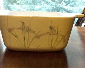 Corning baking dish